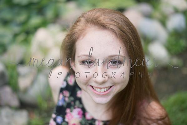 Jessica's Senior Portraits