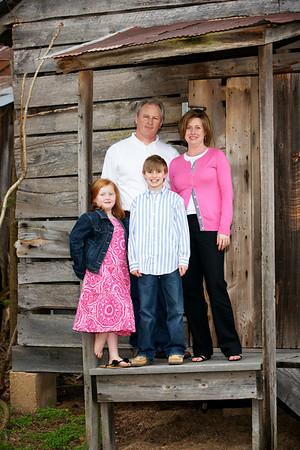 Wigington Family (April 2010)