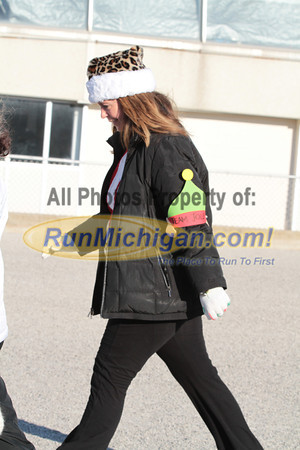 5K Finish Gallery 5 47:00 to end - 2013 Jingle Bell Run for Arthritis Northville