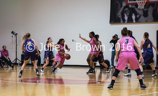 IUPUI Womens Basketball 2-16-16