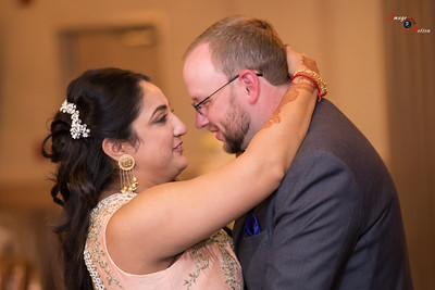 SNEHA AND PETER RECEPTION