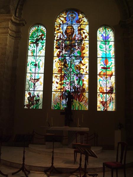 Church in Havana - Sandy Kirkpatrick