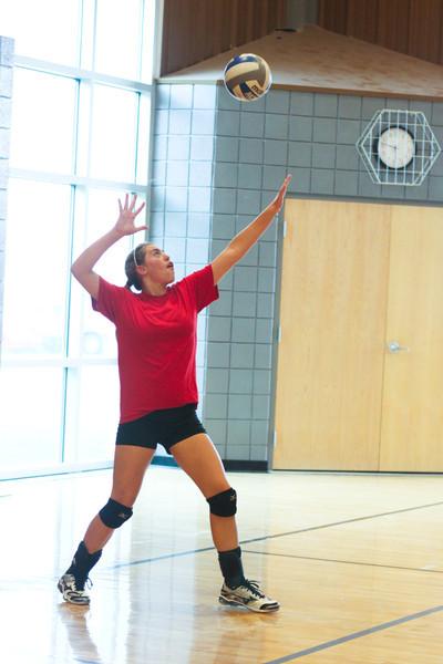 20110712 Summer League Volleyball