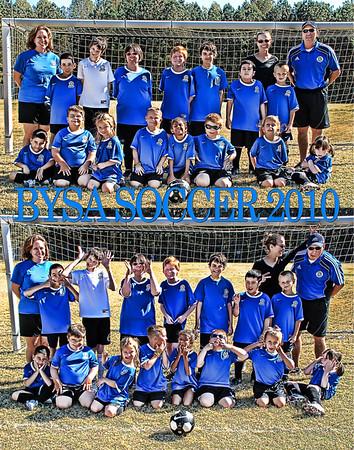 Folsom Mullis Fall soccer 2010