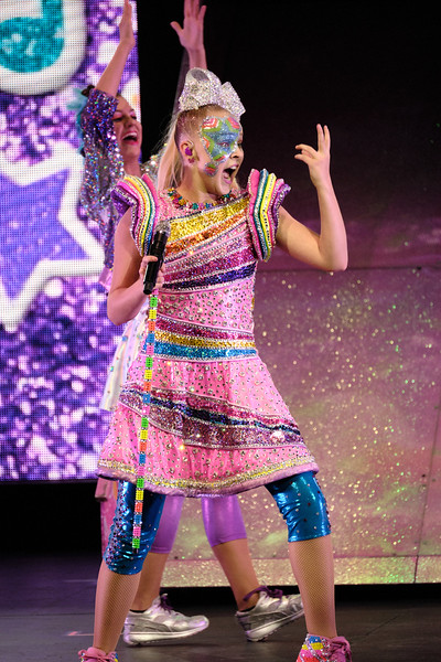 JoJo Siwa at the Rosemont Theatre on AUgust 29th