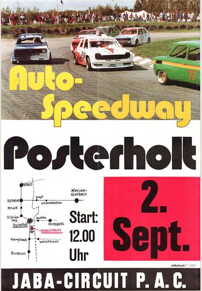 Autospeedway affiches