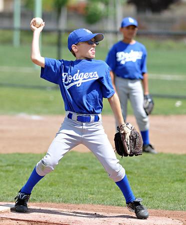 AA Blue Jays vs. Dodgers