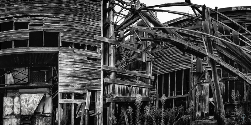 Derelict Timber Mill #01