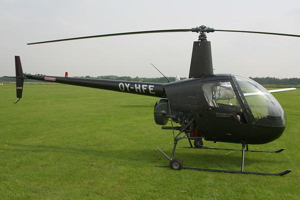 OY-HFE - Robinson R22 Beta