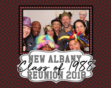 New Albany Class of 1988 Reunion