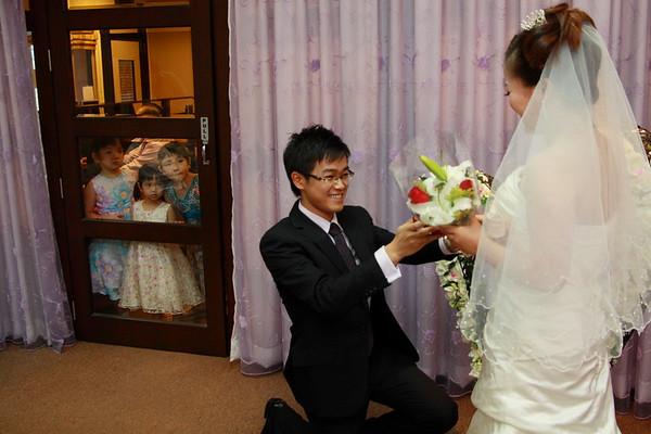 Ding Liang & Zhou Jian Wedding