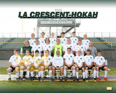 La Crescent boy's soccer BSOC19