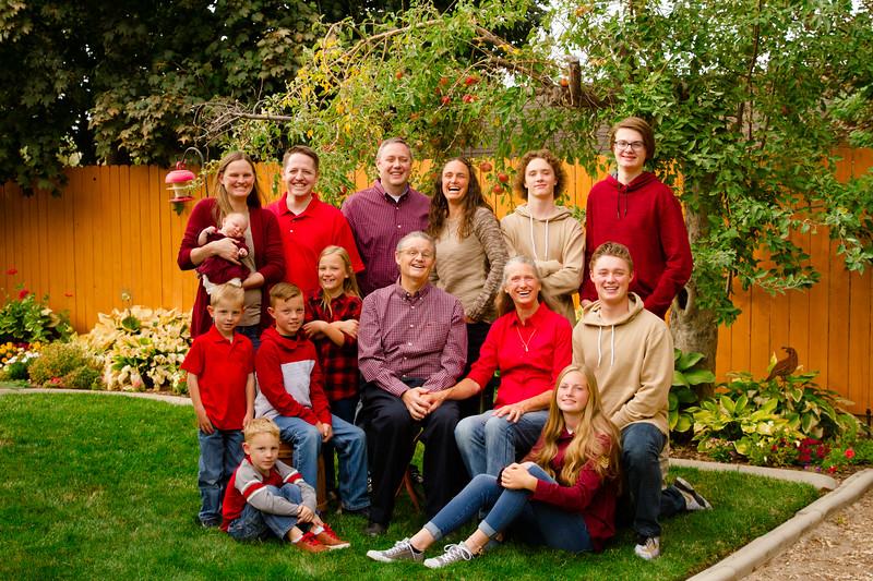 EXTENDED FAMILY Bradley
