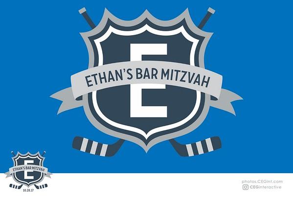 2017-10-28 Ethan's Bar Mitzvah