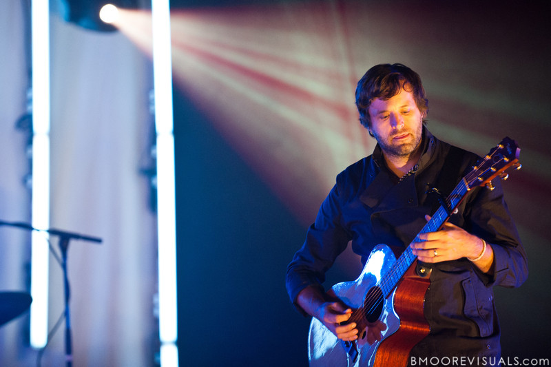 """Matt Odmark of Jars of Clay performs in support of """"The Shelter"""" on October 23, 2010 at Countryside Christian Center in Clearwater, Florida"""
