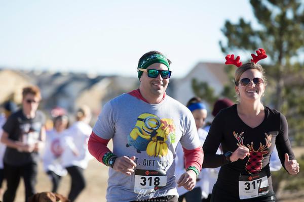 Santa Sprint - Banning Lewis Ranch Academy Foundation