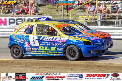 Stock Rods, Foxhall Stadium, Ipswich, 26 August