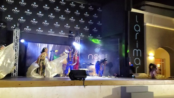 Punta Cana - Now Larimar Resort - Dancing Show
