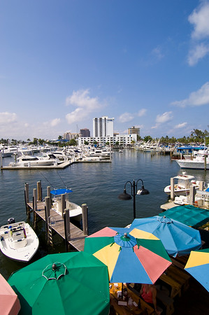 Bahia Mar Marina, Fort Lauderdale, Gold Coast, Florida, United States of America