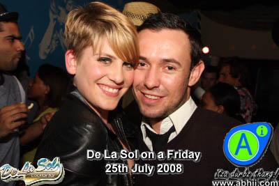 De La Sol - 25th July 2008