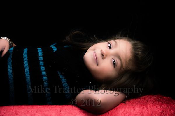 Rayleigh Mestas 4 yr. Portrait