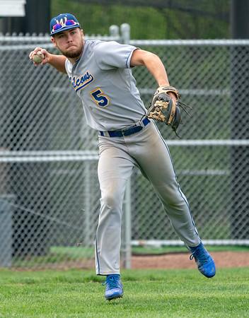 Wheaton North baseball vs. Waubonsie Valley
