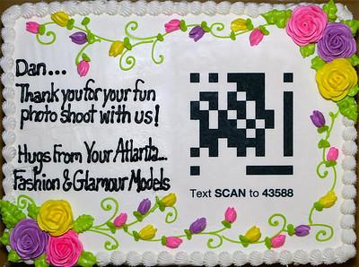 QR Cake