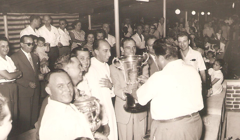 1957 - 11 de Agosto - Final Andrada
