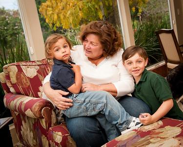 Del Cerro Family  12-04-2010