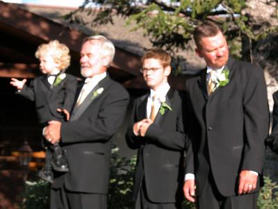 Tracy's Wedding 1