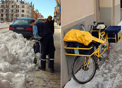 Everyday life in the Swedish capital