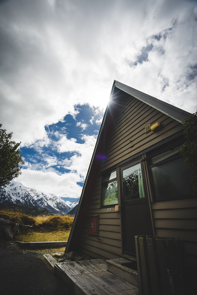 Cozy A-Frame - New Zealand