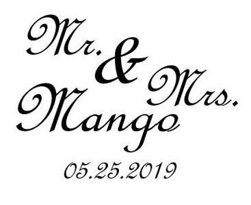 Mr & Mrs Mango