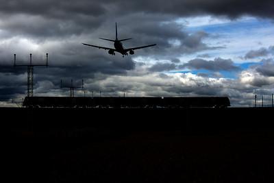 Edinburgh Airport Arrivals
