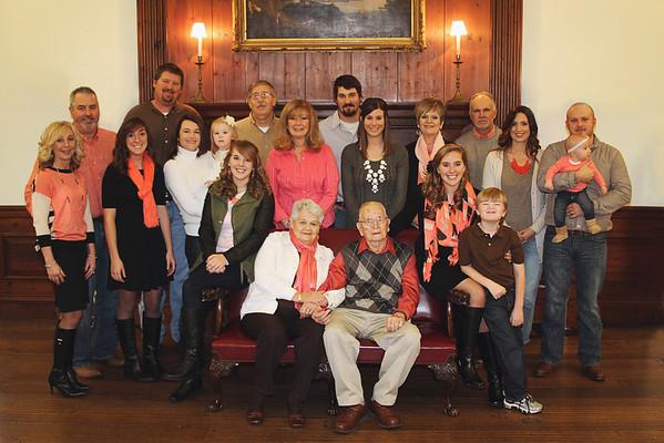 Barker Family 2012-12-29