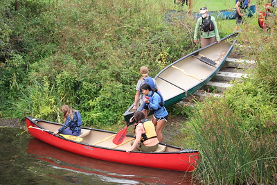 LS 5th Canoe Launch 9-10-21