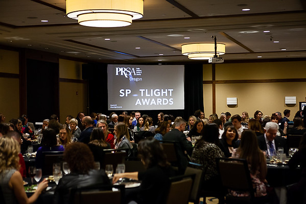 PRSA Oregon Spotlight Awards 2018