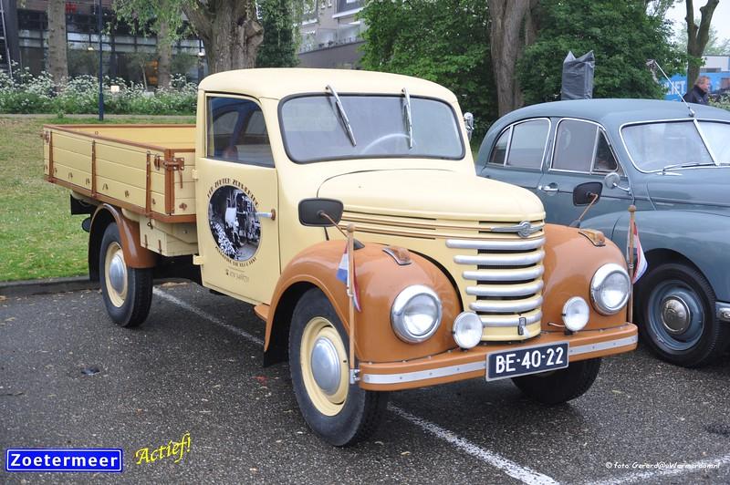 Barkas V901/2  1952