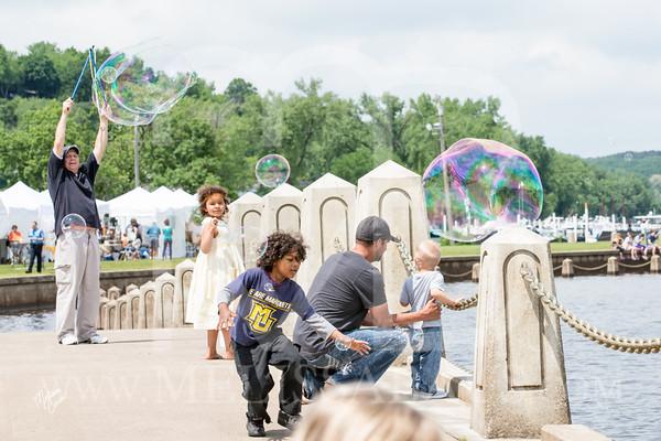 Stillwater Rivertown Art Fair 2016