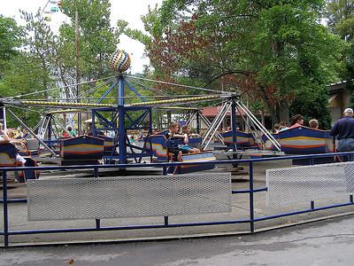 Knoebel's Amusement Park, 8/21/09