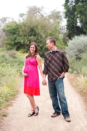 Kristy + Joel - Maternity 2012