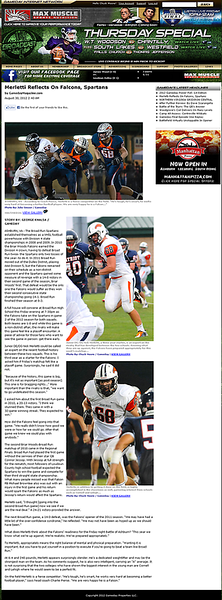 2012-08-30 -- Merletti Reflects On Falcons, Spartans.png