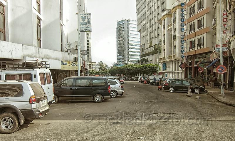 Rue Chaouia, Casablanca