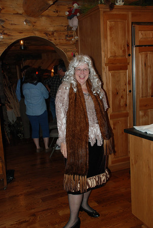 Wilma's Old West 60th Surprise