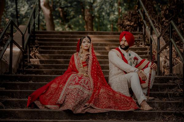 Manpreet & Amanjot Wedding Day