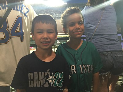 Mariners Games 2016