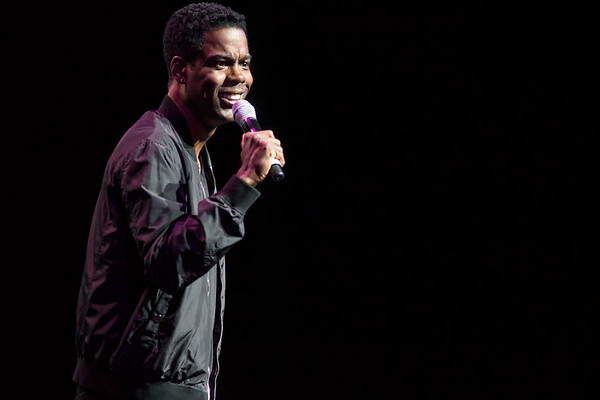 Chris Rock Total Blackout Tour April 8, 2017