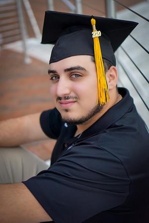 Nick's UCF Graduation