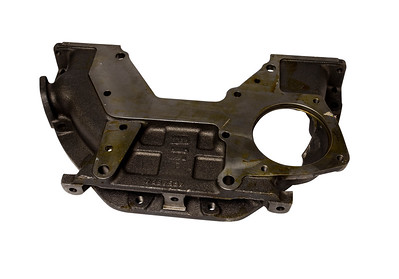 FIAT 100-90 110-90 140-90 SERIES ENGINE BACK PLATE HOUSING