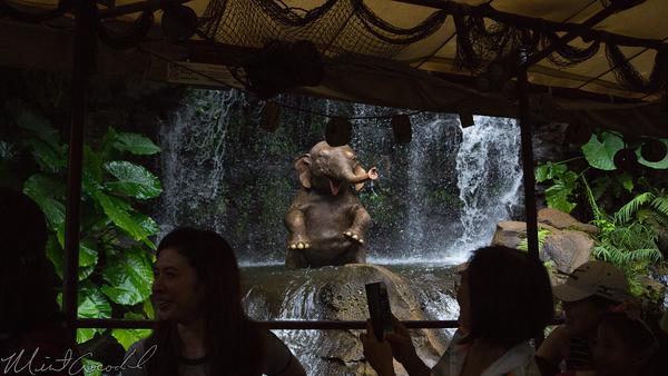 Disneyland Resort, Hong Kong Disneyland, Jungle Cruise, Jungle, Cruise, Adventureland
